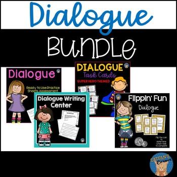 Dialogue Bundle