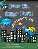 Dialogue Commas and Quotation Marks {Super Hero Race Game!}