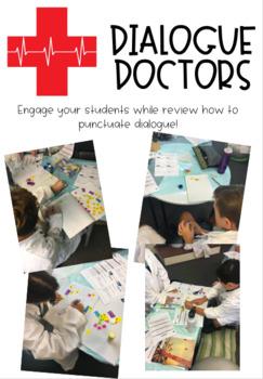 Dialogue Doctors - Punctuating Dialogue