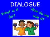 Dialogue Flipchart