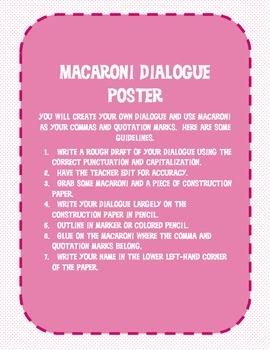 Dialogue Poster