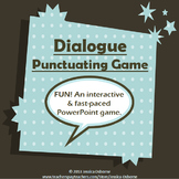 Dialogue Punctuation Game