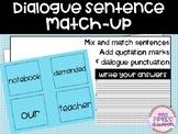 Dialogue Sentences