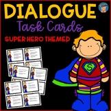 Dialogue Task Cards