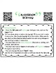 Dialogue Writing Activity with QR codes