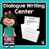 Dialogue Writing Center