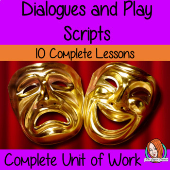 Play Scripts Complete English Unit of Lessons