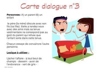 Dialogues impromptus