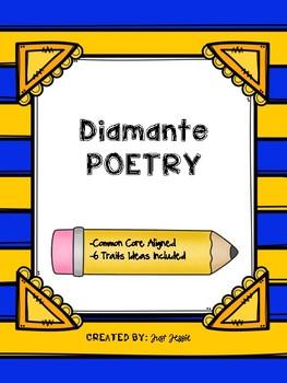 Diamante Poetry