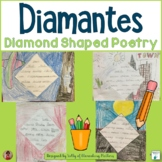Diamantes: Diamond Shaped Poetry