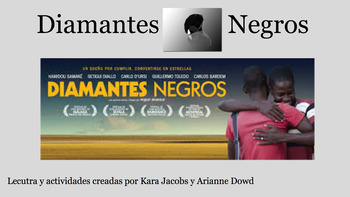 Diamantes Negros - Pre AP or beginning AP unit