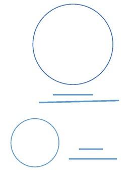 Diameter and Radius Cut-Out
