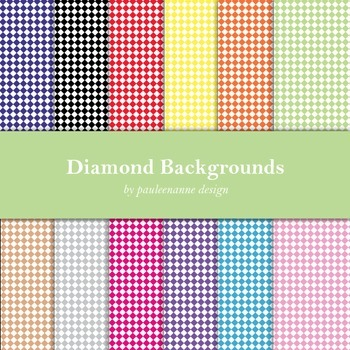Diamond Background Package