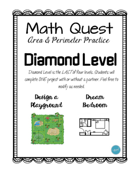 Diamond Level (Perimeter & Area)