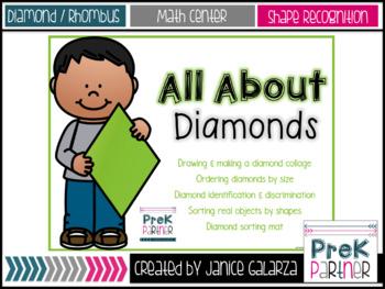 Diamond: Math Center