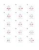 Diamond Math Practice - Factoring Prep