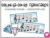 Diamond Mine Sol-Mi-La-Do-Re, Music Solfège Game