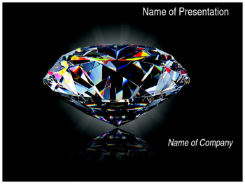 Diamond PPT Template
