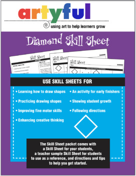 Diamond Skill Sheet