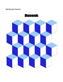 Middle School Math Activity: Diamonds - Identifying Patterns