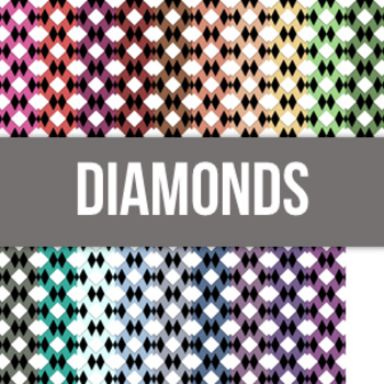 Diamonds Digital Background - Commercial Use Allowed