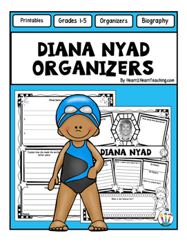 Diana Nyad Research Organizers for Projects