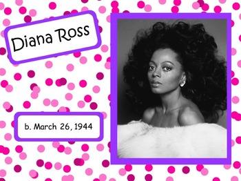 Diana Ross: Musician in the Spotlight