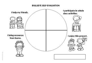 Diana de Autoevaluación | Self Evaluation Tool
