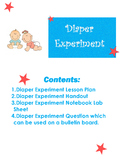 Diaper Experiment
