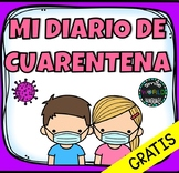 Diario Cuarentena Covid GRATIS 300 seguidores FREE español