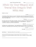 Diary Entry Rubric~ Oregon Trail