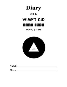 Diary Of A Wimpy Kid -  #8 Hard Luck