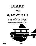 Diary Of A Wimpy Kid - # 9 The Long Haul