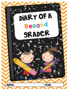 Diary Of a Second Grader {Memory Book}