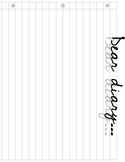 Diary Printout