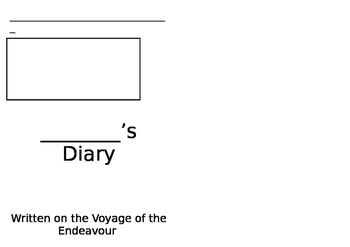 Diary Template
