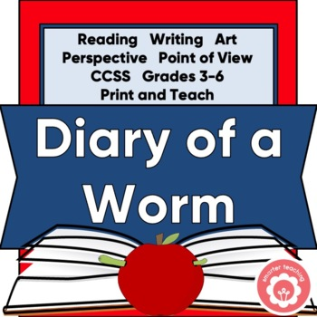 Diary Writing: Perspective, Point Of View, Personification, Science