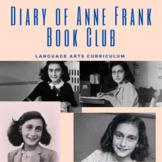 Diary of Anne Frank Book Club Unit