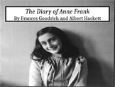 Diary of Anne Frank (Play Analysis)
