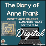 Diary of Anne Frank Play - DIGITAL Distance Learning Stude