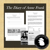 Diary of Anne Frank Unit