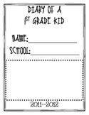 Diary of a 1st Grade Kid