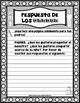 Diary of a Back to School Kid Spanish Version • Diario de un Niño