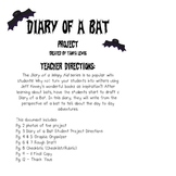 Diary of a Bat Writing Project