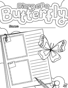 Diary of a Butterfly Observation Activity