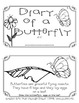 Diary of a Butterfly: science, writing, vocabulary, and printables based on CCSS