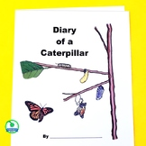 Diary of a Caterpillar - Butterfly Journal