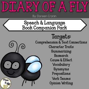 Diary of a Fly Companion Pack