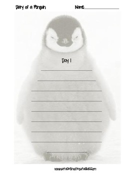 Diary of a Penguin