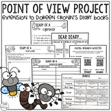 Point of View Activities   Research & Creative Writing Project